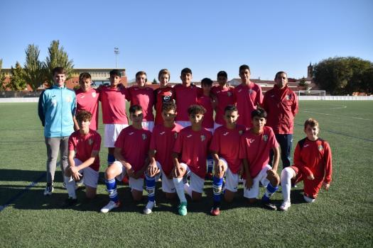 Cabanillas 1-0 Rayo Arriacense