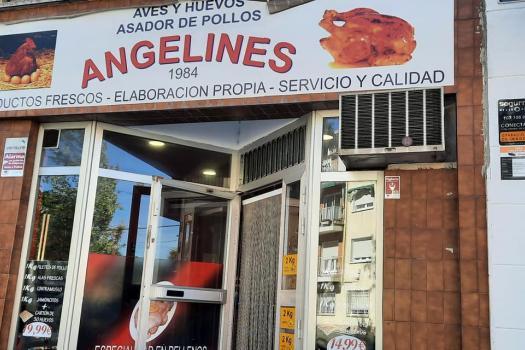 ASADOR ANGELINES.