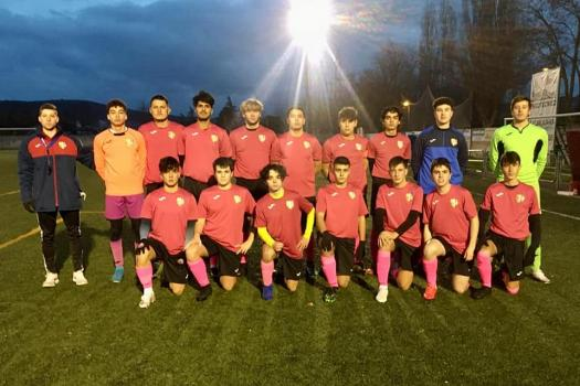 Rayo Arriacense Juvenil 0-1 Atletico Guadalajara