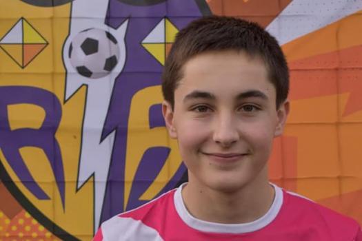 Jugador del partido juvenil, pinturas Alfredo Gutiérrez.....