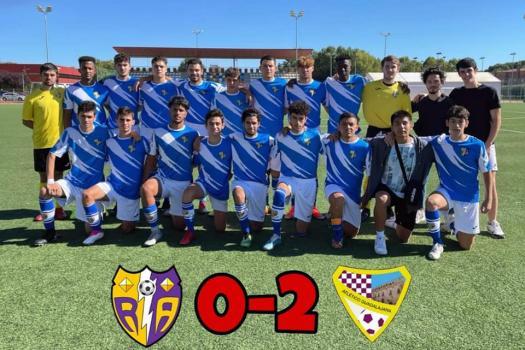 Rayo Arriacense 0 - 2 Atlético Guadalajara. Partido muy disputado, que resolvió el equipo rival con 2 golazos desde fuera del área.