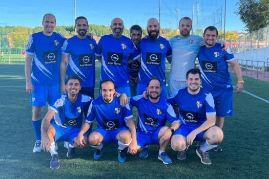Romancos 2 - 0 Rayo Arriacense
