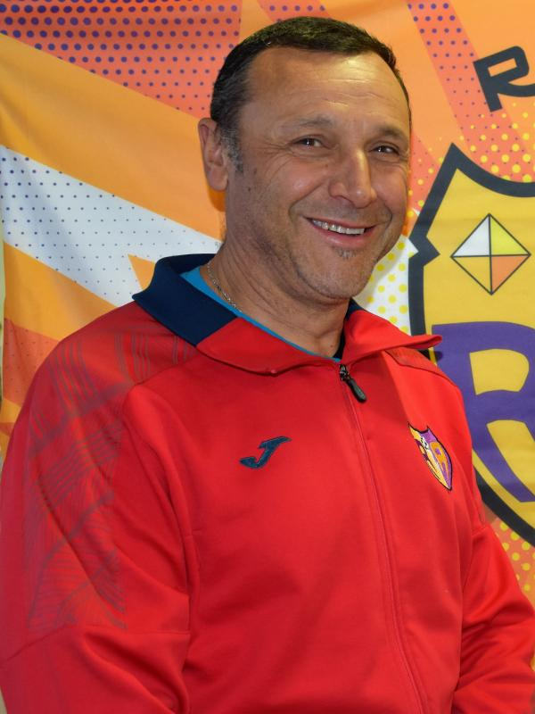 Miguel Ángel Sánchez Vicente (Coordinador Deportivo)
