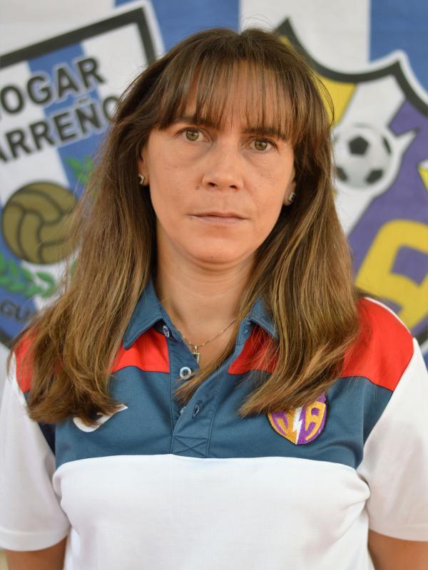 Sonia Garcia Megino (Coordinadora deportiva)